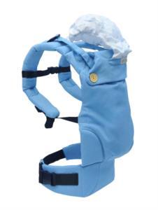İlkay Baby Ergonomik Kanguru Handy- Açık Mavi 3 Ay-4 Yaş