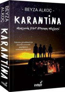 Karantina (Ciltsiz)-Beyza Alkoç