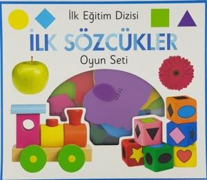 İlk Eğitim Dizisi - İlk Sözcükler Oyun Seti-Kolektif