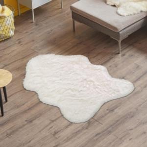 Kozzy Home Dekoratif Post Halı Beyaz RFE6132