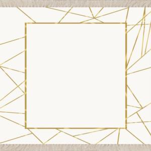 Meg Cloud Mermer Desenli Gold Yıkanabilir Halı MEG196
