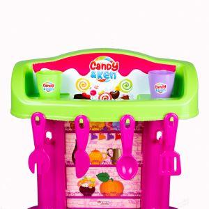 Dede Candy  and  Ken Şef Mutfak Set