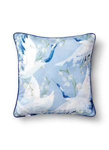 Leylek Yastık -Açık Mavi 50 x 50cm