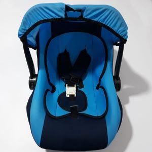 Mavi Lacivert Bebek Puset