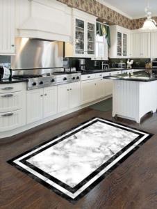 Yıltaş Dijital Baskılı Kaydırmaz Mutfak Halısı 3353