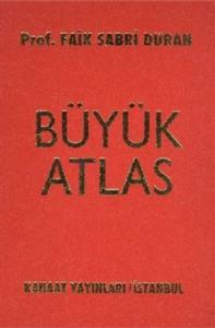 Kanaat Büyük Atlas-Faik Sabri Duran