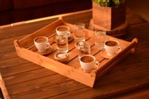 Bambum Yola 6 Kişilik Kahve Fincan Takımı B0295