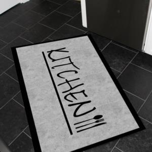 Yıltaş Dijital Baskılı Kaydırmaz Mutfak Halısı 3241