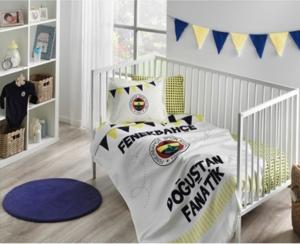 Taç 3576 Lisanslı Bebek Pike Takımı FB Fanatik Baby