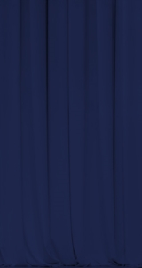 Kozzy Home Tek Kanat Lacivert Fon Perde - RFE0418