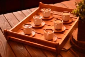 Bambum Marla 6 Kişilik Kahve Fincan Takımı B0291