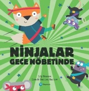 Ninjalar Gece Nöbetinde-Lily Roscoe, Damien Barlow