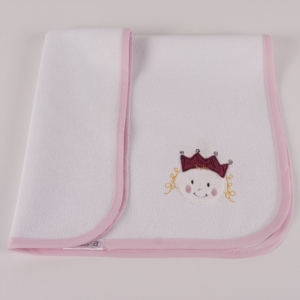 Aybi Baby Little Princess 45 x 65 cm Alt Açma Havlusu PRINCESS-1225