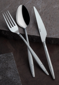 Onon Hera 84 Parça Saten Çatal Kaşık Bıçak Takımı Kutulu Set