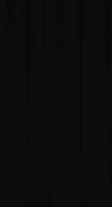 Kozzy Home Tek Kanat Siyah Fon Perde - RFE0100