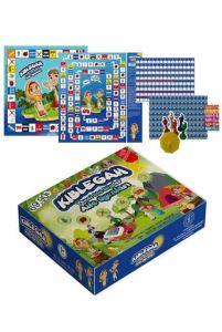 Kıblegah Oyun Seti - Monopoly Benzeri Dini Bilgiler Aile Oyunu
