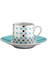 Kütahya Porselen Rüya 769714 Desen Kahve Fincan Takımı