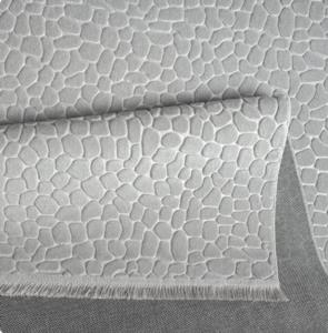 Dinarsu Halı Vista Serisi 41 Stone 95 Grey