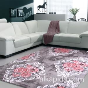 Dinarsu Tivoli Halı 22820 955 Rose
