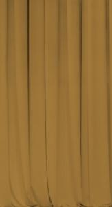 Kozzy Home Tek Kanat Sütlü Kahve Fon Perde - RFE0105