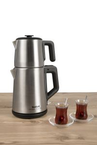 Tefal Magic Tea XL Çay Makinesi Inox