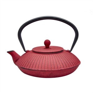 Karaca Red Rouge Teapot 780 Ml