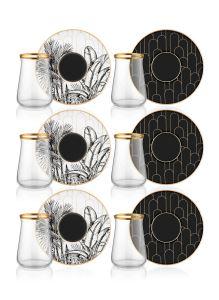 Cote Çay Seti - 6 Kişilik