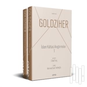 İslam Kültürü Araştırmaları (2 Kitap Takım)-Ignaz Goldziher