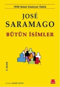 Bütün İsimler-Jose Saramago