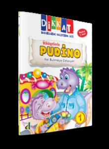 Hikayelerle Pudino Eğitim Seti (8 Kitap Takım)-Kolektif