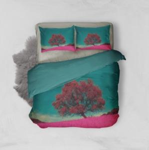 Minteks Çift Kişilik 3D Nevresim Takımı - Tree- 16152
