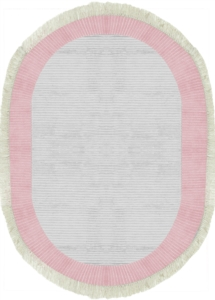Hitit Halı Lidya Lüx Serisi 4494 Oval