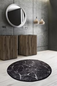 Chilai Home Marble Djt Çap 140 Cm Banyo Halısı