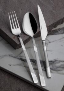 Onon İnci 84 Parça Saten Çatal Kaşık Bıçak Takımı Kutulu Set
