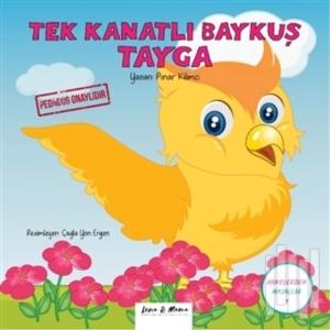Tek Kanatlı Baykuş Tayga-Pınar Kilimci