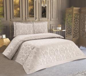 Butikhome 3 Parça Çift Kişilik Confort Yatak Örtüsü