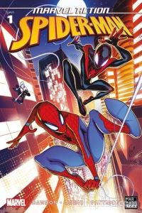 Marvel Action Spider-Man 1 Delilah S. Dawson