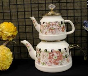 Beyler Vintage Çaydanlık Dama