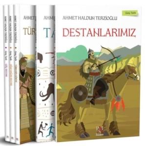 Genç Tarih Seti (5 Kitap Takım)-Ahmet Haldun Terzioğlu