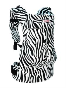 Verona Baby Ergonomik Kanguru BONNY - Zebra (3Ay-4Yaş)