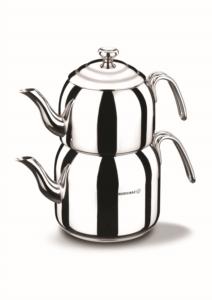 Korkmaz Droppa Çaydanlık Takımı A057