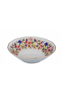 Kütahya Porselen Acem El Yapımı Çay Tabağı 456 Desen