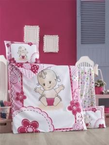 Victoria Ranforce Bebek Nevresim Takımı Baby