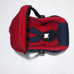 Kırmızı Lacivert Bebek Puset