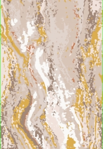 Atlantik Halı Beyazıt Serisi 8922A Bej