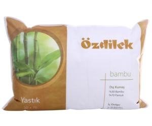 Özdilek 1 Adet Bambu Yastık 50x70 cm