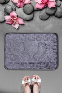 Chilai Home Foot Private Füme Duş Paspası