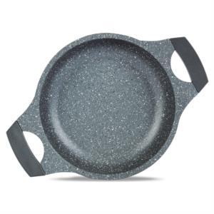 Thermoad Love Döküm Granit Sahan Gri 22 Cm