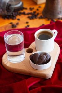 Joy Kitchen Vıola Kalp Kahve Sunumu (4 Parça) UP00617