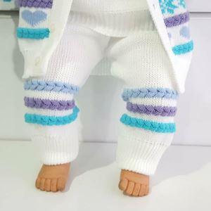 Triko 4 lü Erkek Bebek Takımı
